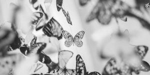 Sommerfugle i maven? Det kan også være en god ting